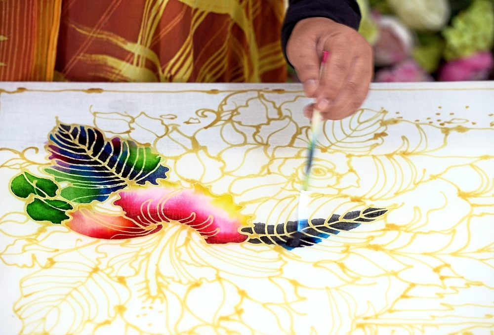 Batik painting is a prized intangible heritage in Malaysia but preserving it has been challenging.