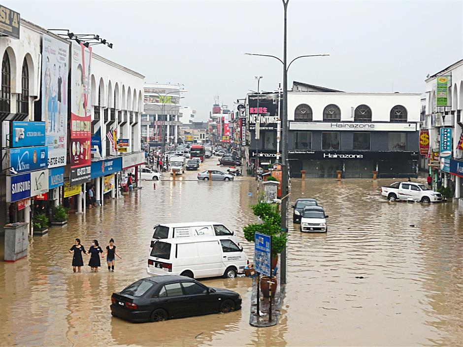 Poor drainage causing floods in KL | The Star Online