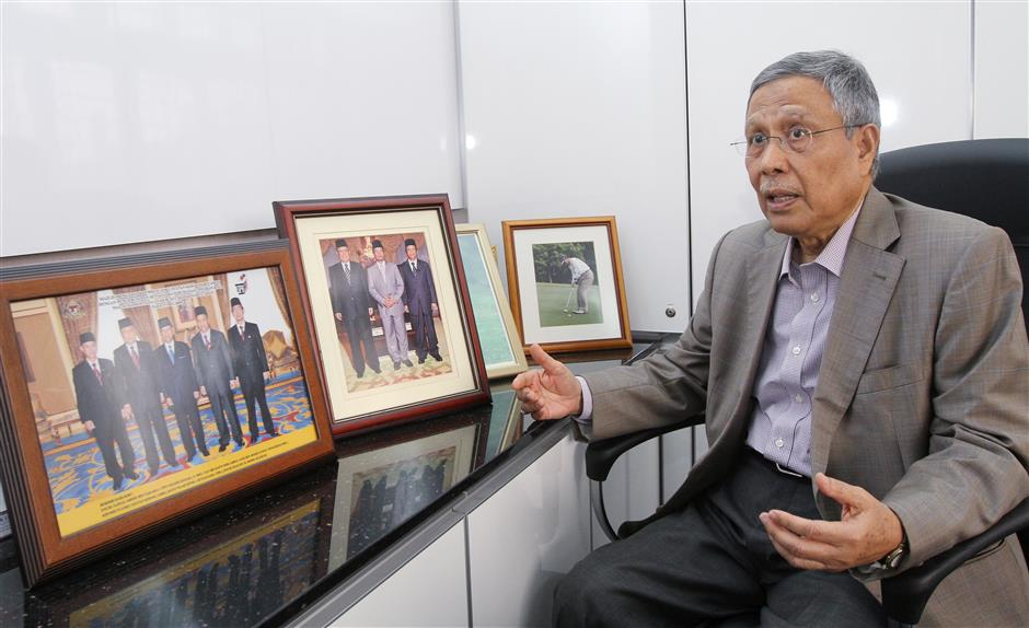 To Avoid Legal Problems Ex Chief Calls On Ec To Hold Special Meeting Over Semenyih Polls The Star