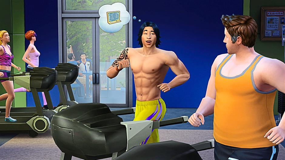Looking good: A graphical overhaul makes the sims more expressive. They look the best they ever have.