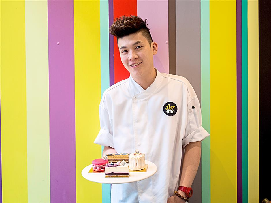 Kelantan-born Chu became something of an overnight celebrity after appearing on the TV show Masterchef Australia.