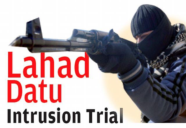 Lahad Datu Intrusion Trial