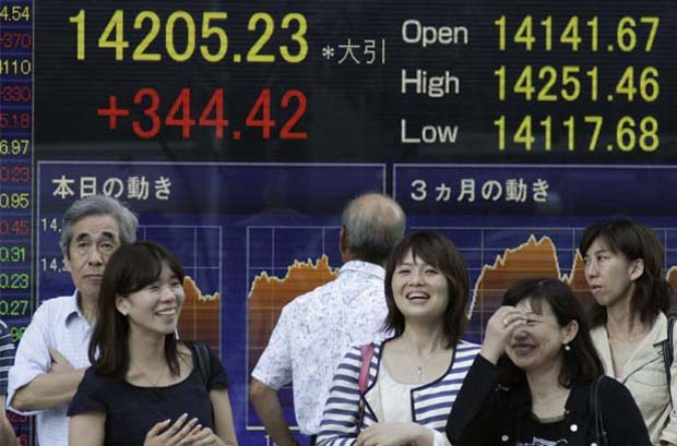 Asia stocks down as Wall Street knocked by tech sell-off, US