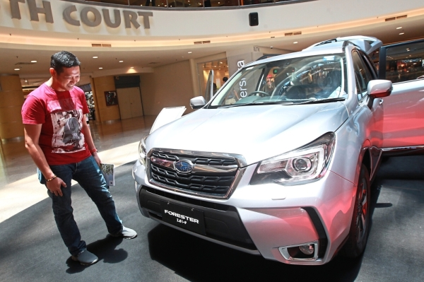 Many Eyeing A Family Car The Star
