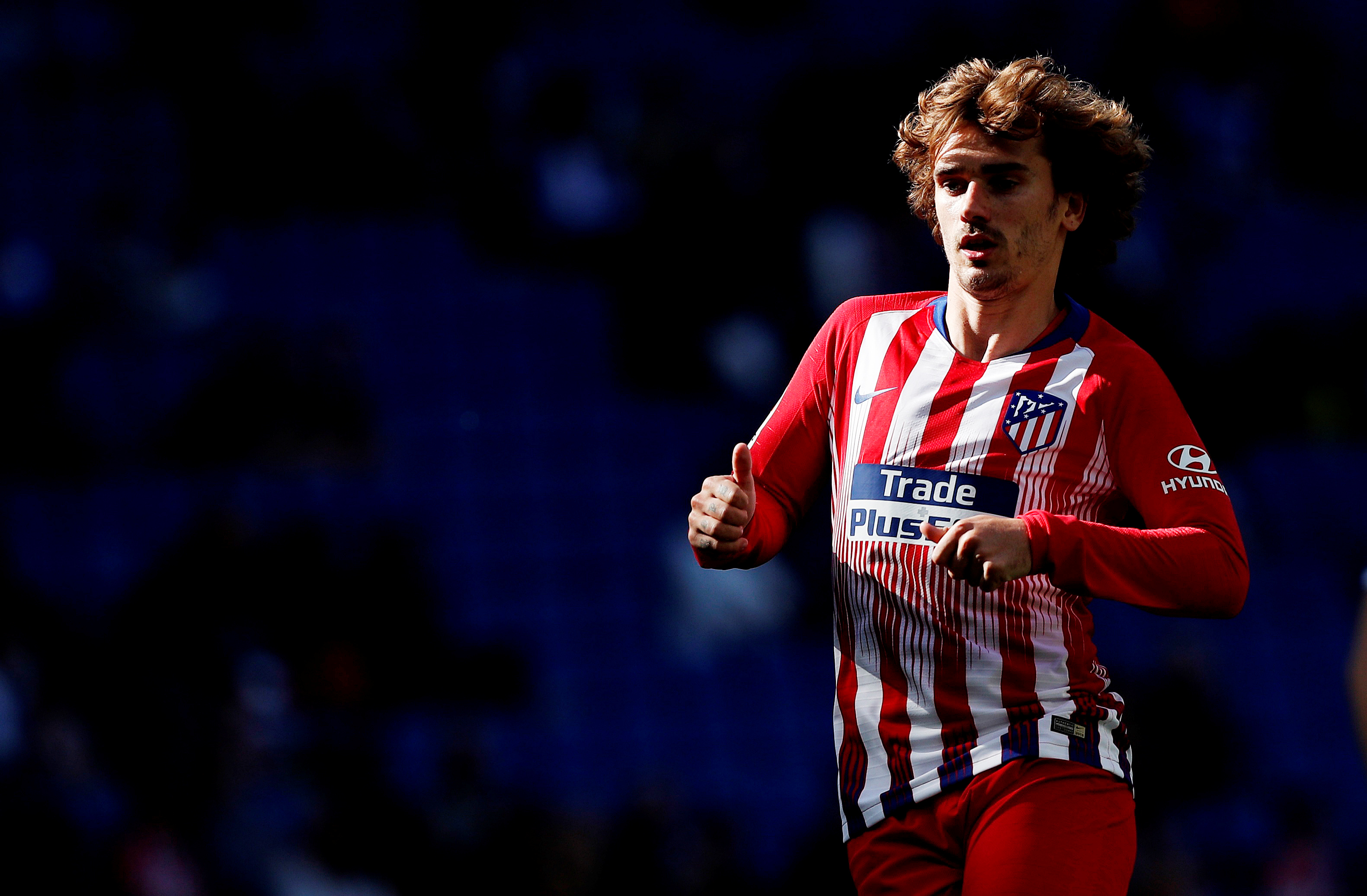 free shipping a9bc2 cb176 Griezmann says he is leaving Atletico at end of the season ...
