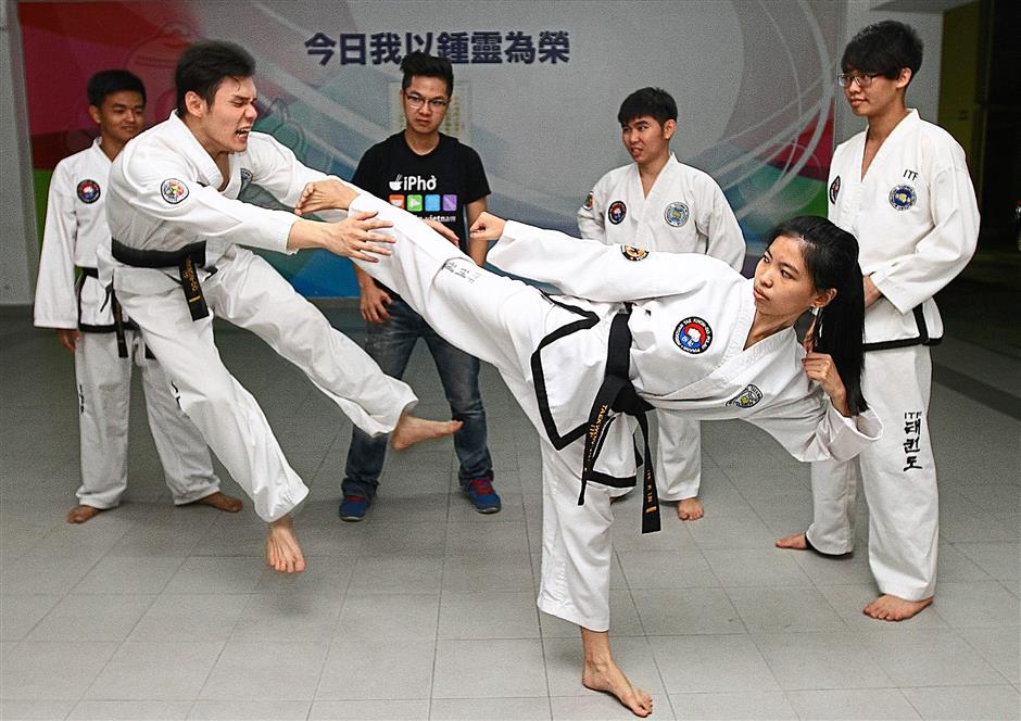 Demos of martial arts add punch to fair's lineup | The Star