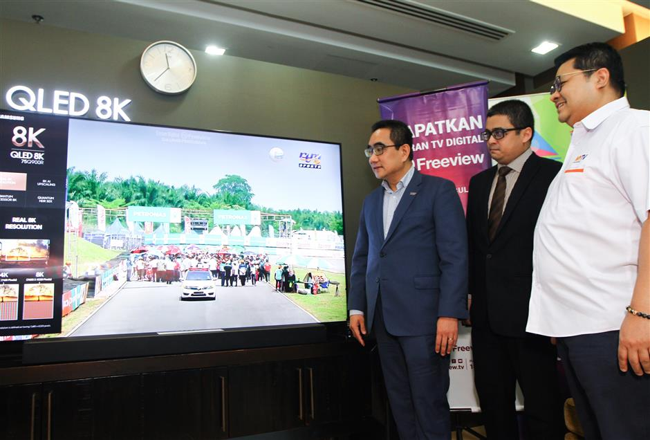 Malaysians can enjoy 15 free channels on myFreeview digital
