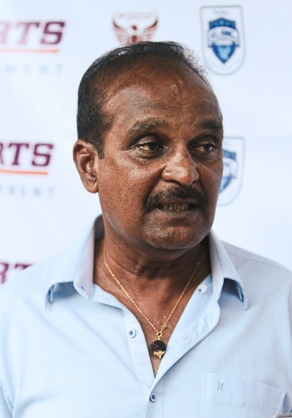 The tournament is named after Sivasubramaniam, who was thrilled by the quality of play exhibited.