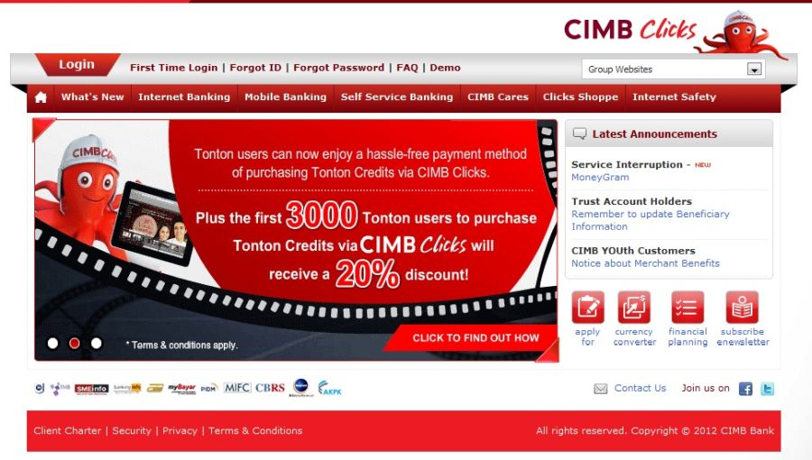 CIMB denies its online banking system was hacked, assures all is