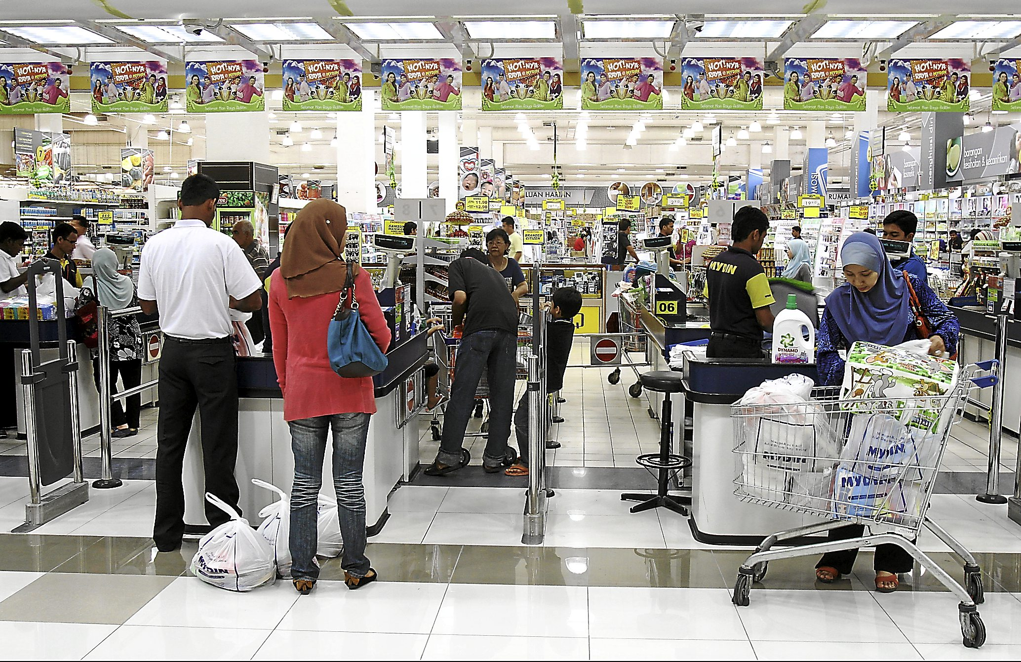 WHOLESALE and retail giant Mydin Mohamed Holdings Bhd, an inspirational Malaysian brand that is familiar to all of us is a brand carries a legacy and with it a success story that every Malaysian can be proud of.