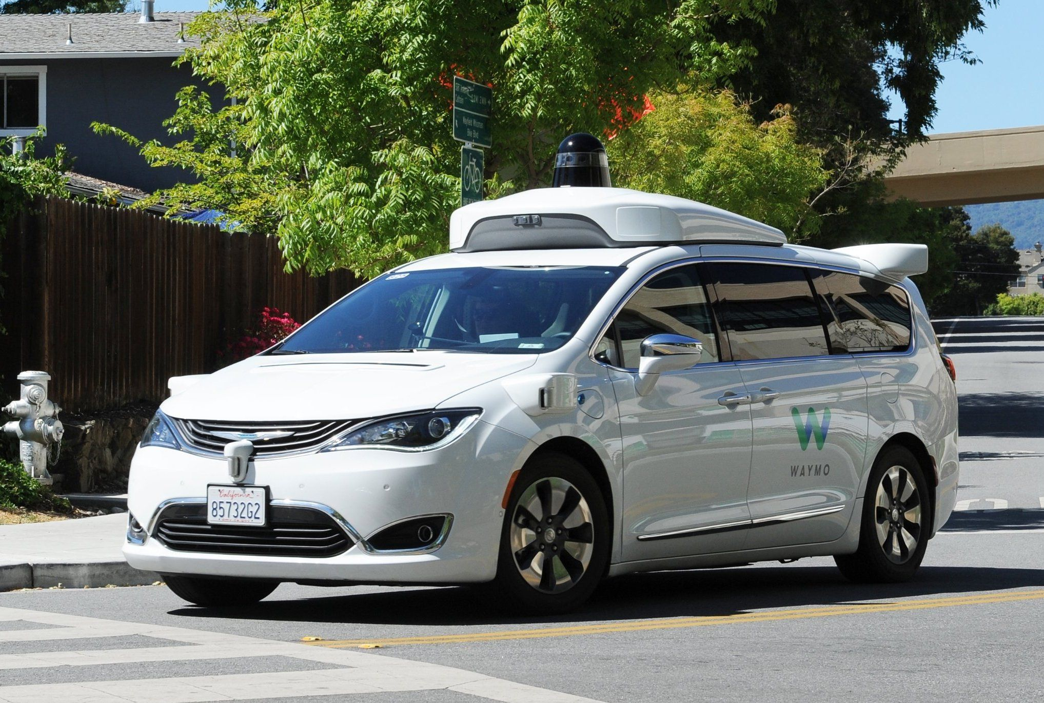 Waymo taxis on the way? California green-lights test