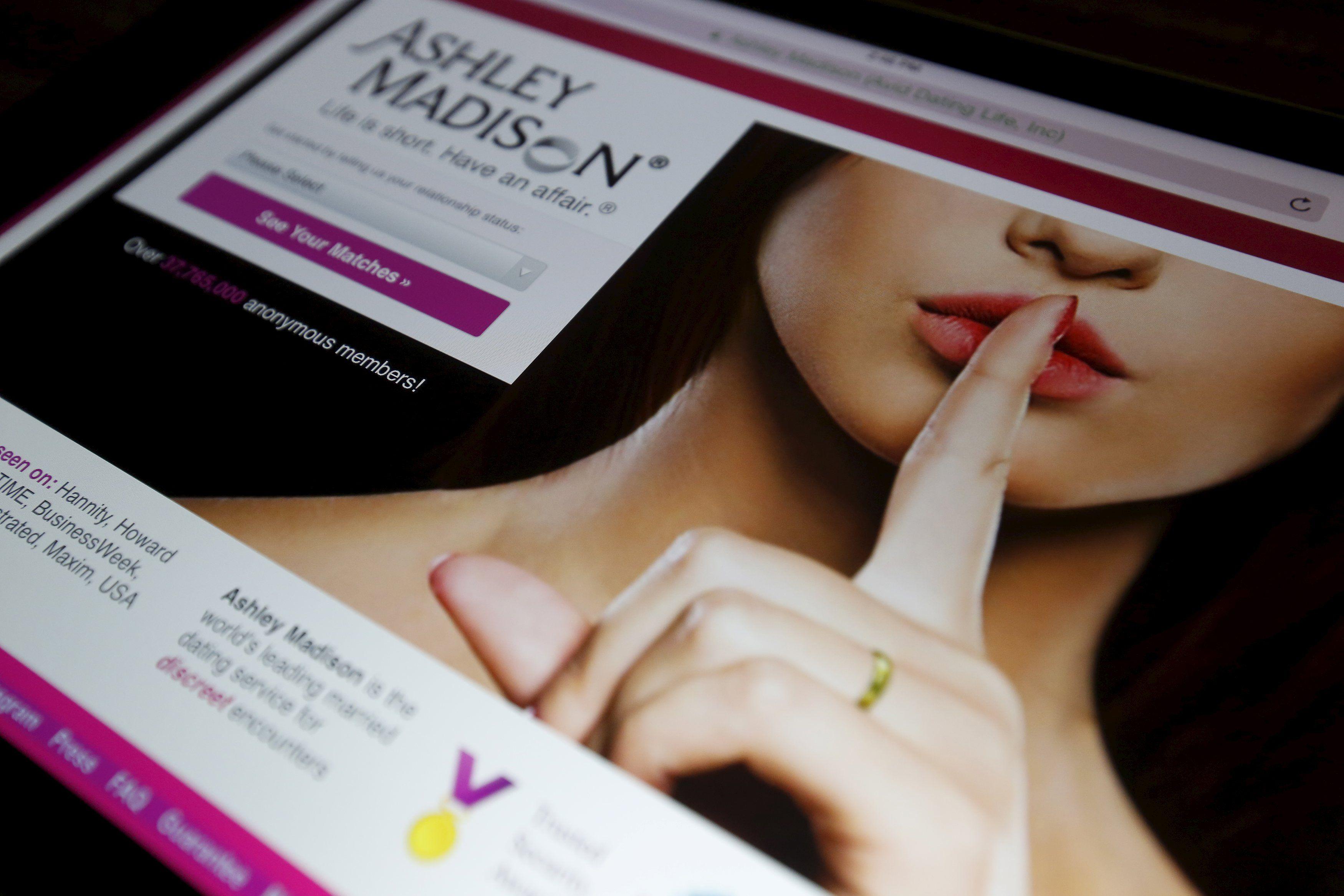 Online Affair Website - Ashley Madison
