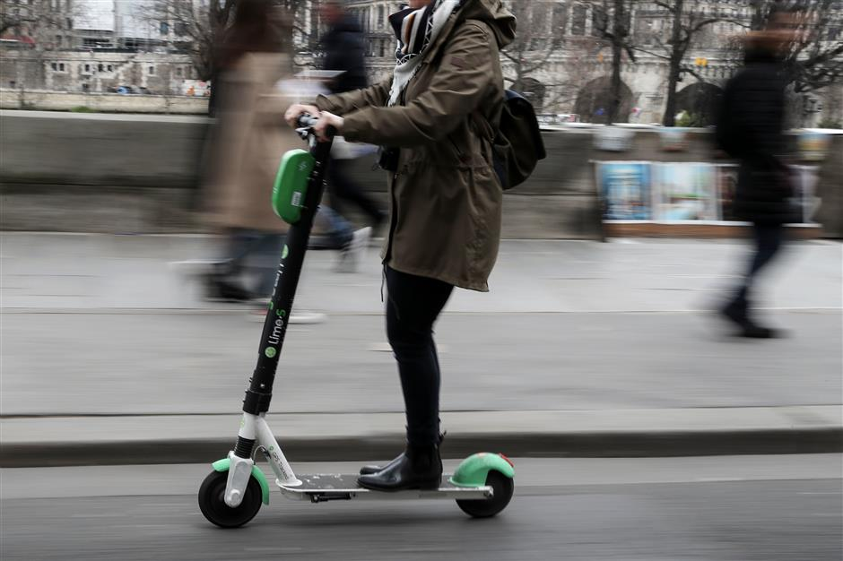 About 200 Beam e-scooters now available for rent in Kuala Lumpur
