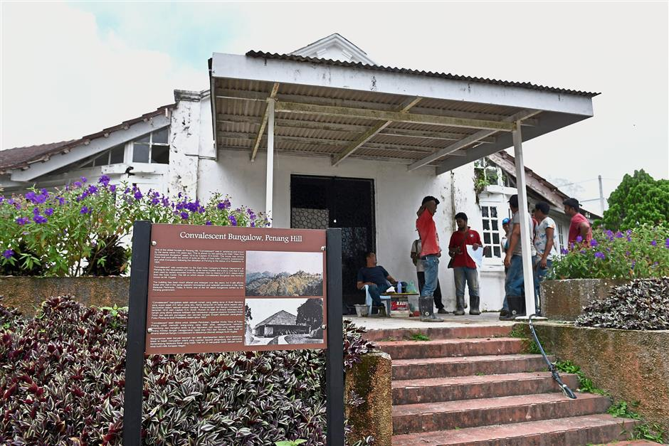 The 215-year-old Convalescent Bungalow at Penang Hill will be refurbished and turned into a hotel but for now, no glamping options exist in the area.