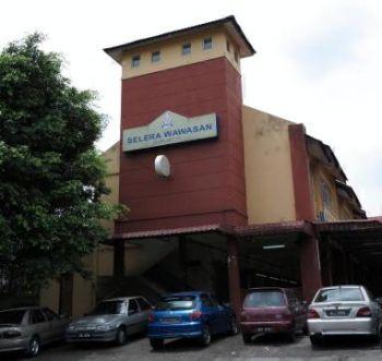 Popular: Medan SeleraWawasan is located inSS3/33, Petaling Jaya.