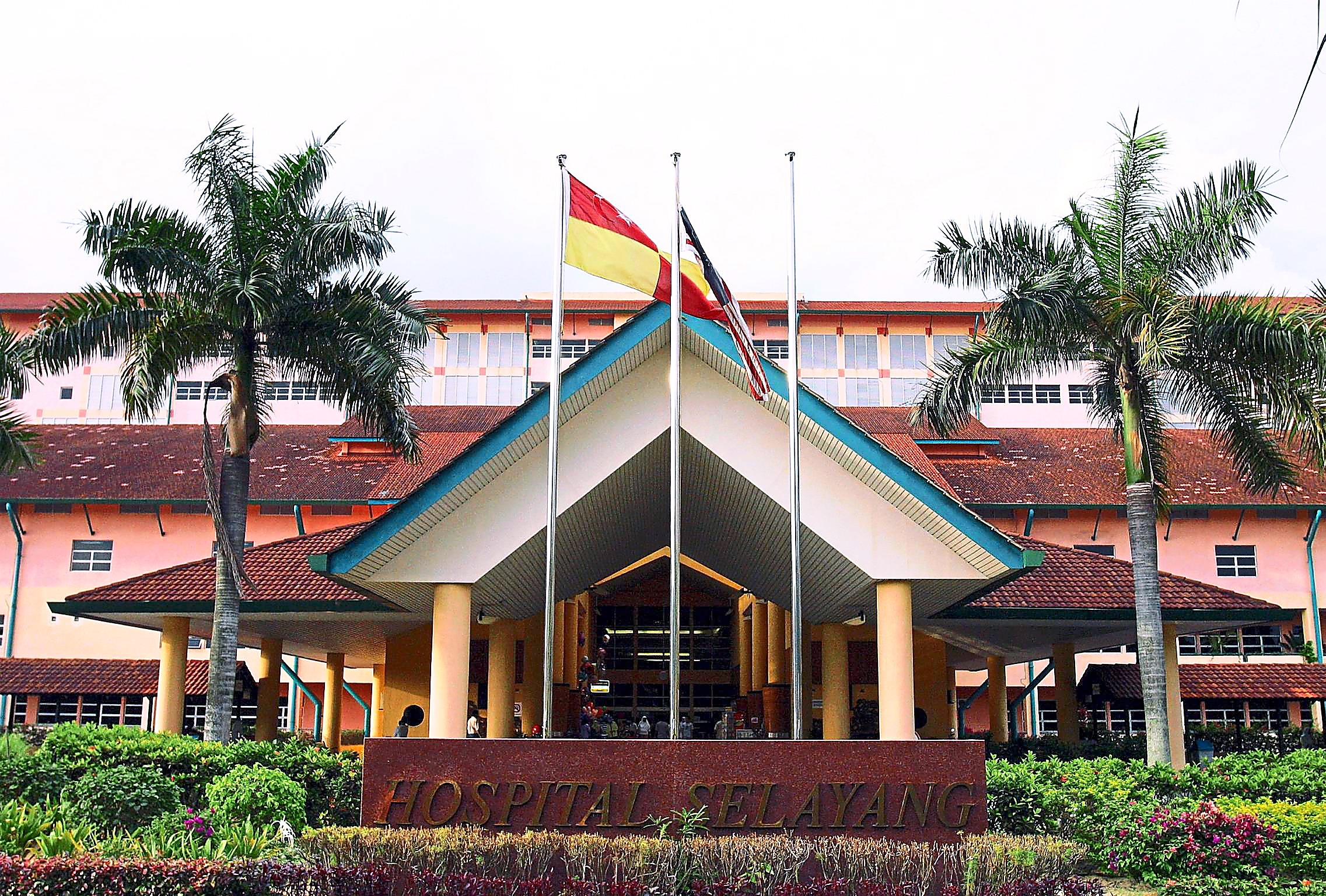 Hospital Selayang, Selangor, is one of the two hospitals that piloted the Limited Private Practice project, where full-paying patients get private healthcare services in public hospitals. - Filepic