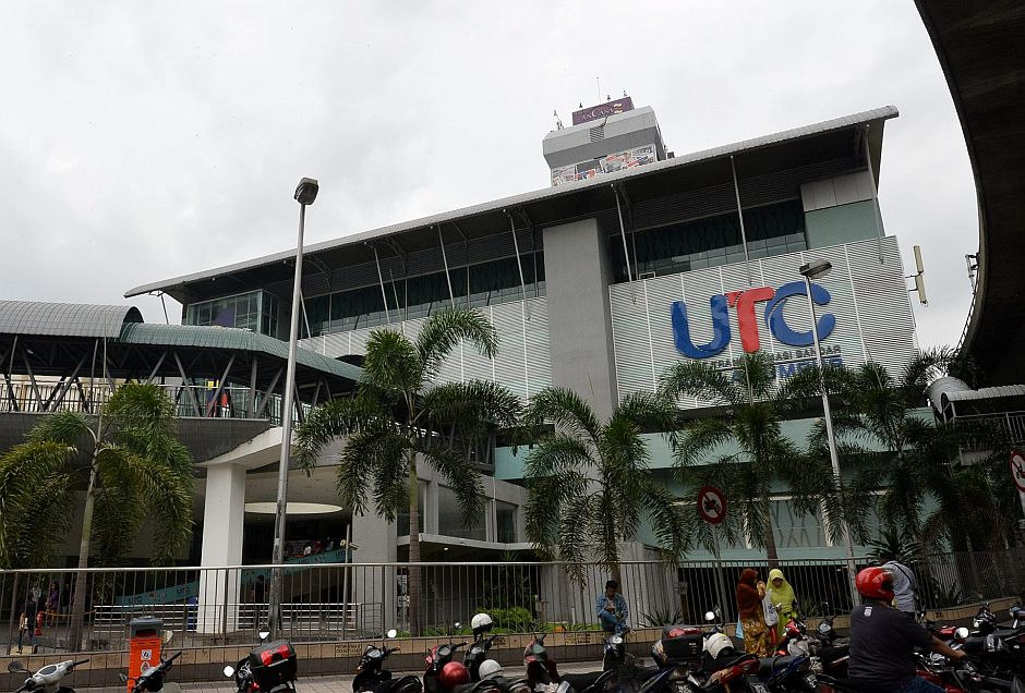 One-stop centre: The UTC is open seven days a week and is convenient for the working populace.