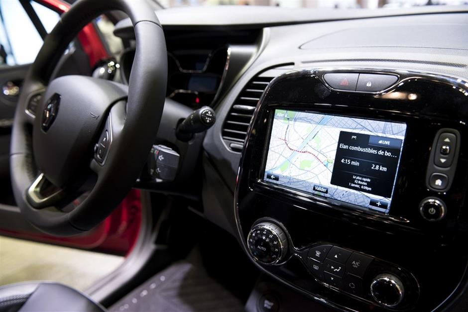 An app or an integrated system: Which is best for car