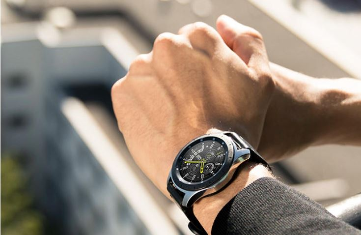 Samsung's Galaxy Watch is a handsome collection of finely crafted
