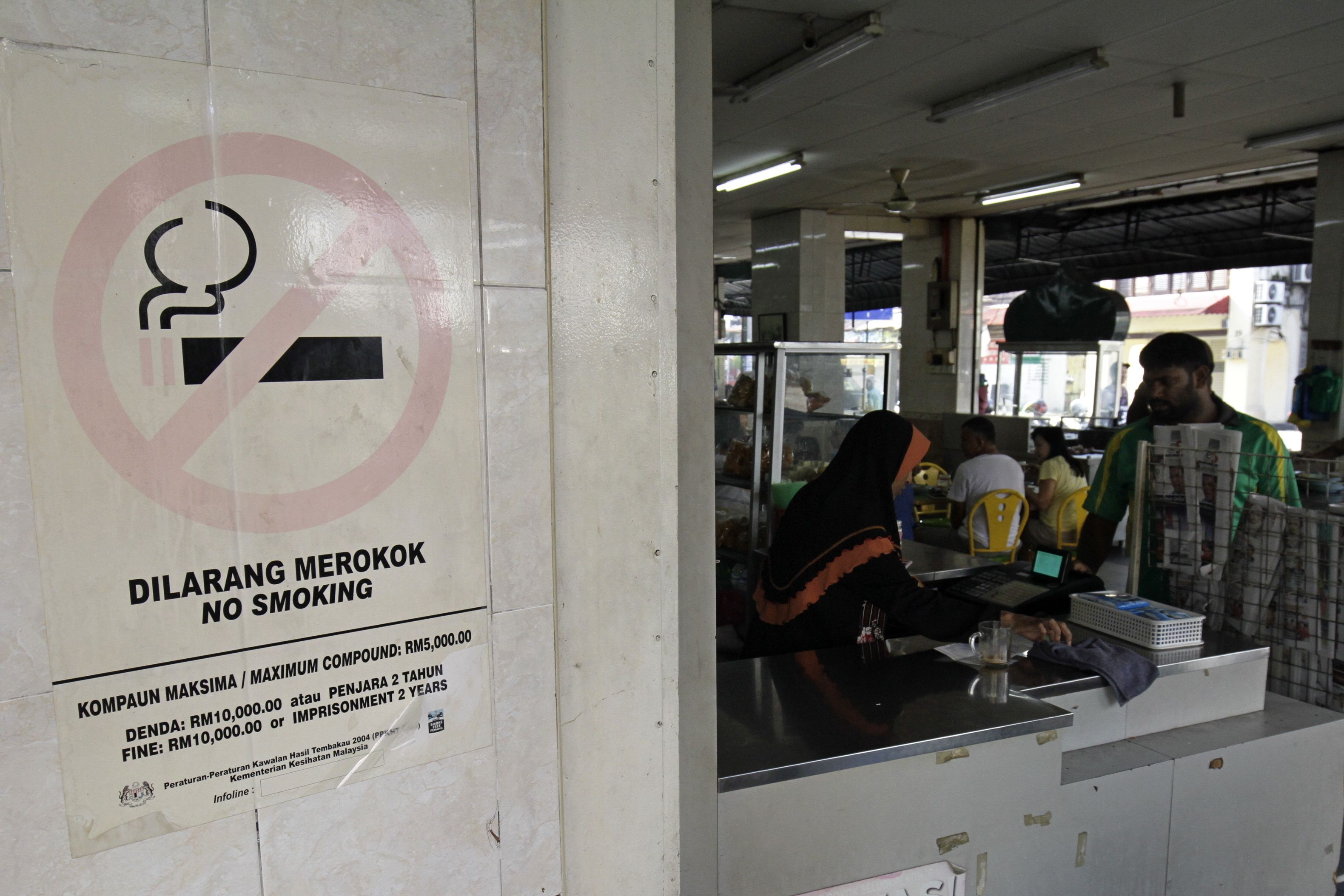 Lee: Educational enforcement on smoking ban to be