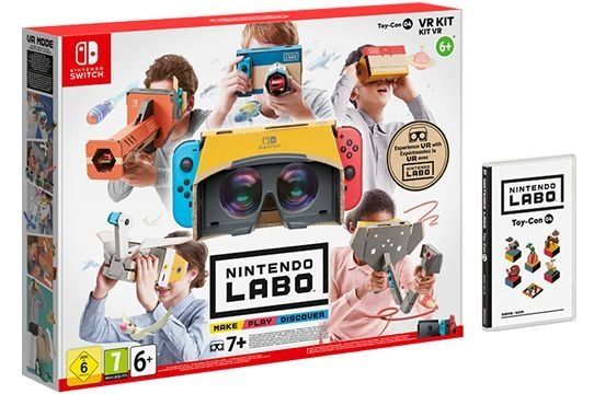 Nintendo Labo explains VR appeal as Oculus launches Quest | The Star