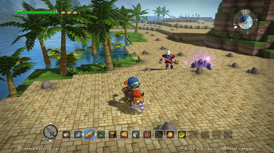Dragon Quest Builders: Build and battle   The Star Online