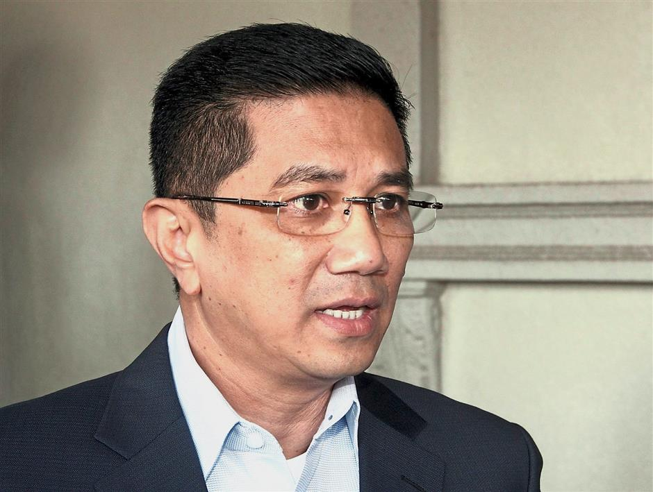 Azmin: His Gombak parliamentary seat may also be shaky as it is located on PAS' turf.