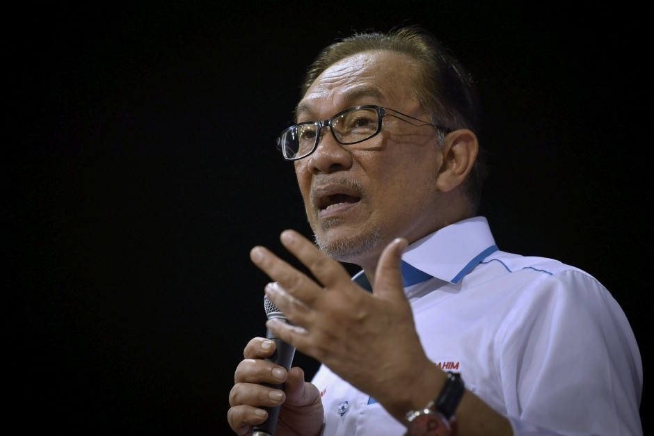 Datuk Seri Anwar Ibrahim. u2013 Bernama