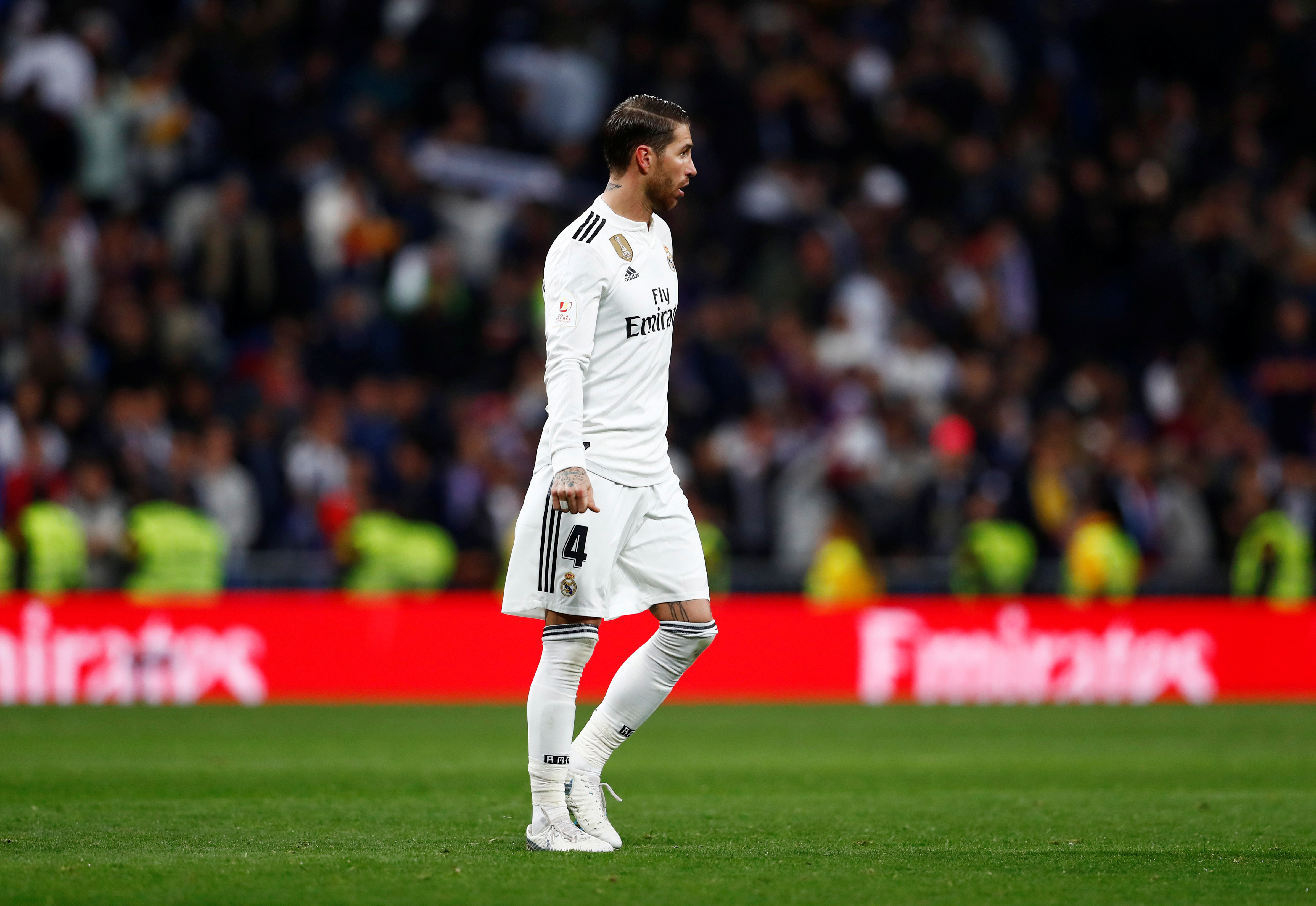 promo code 60bf6 170b2 Red face for banned Ramos after Ajax stun Real | The Star Online