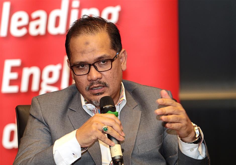 PKNS General Manager Azlan Md Alifiah(Shah Alam Roundtable forum at Menara Star. )AZMAN GHANI / The Star