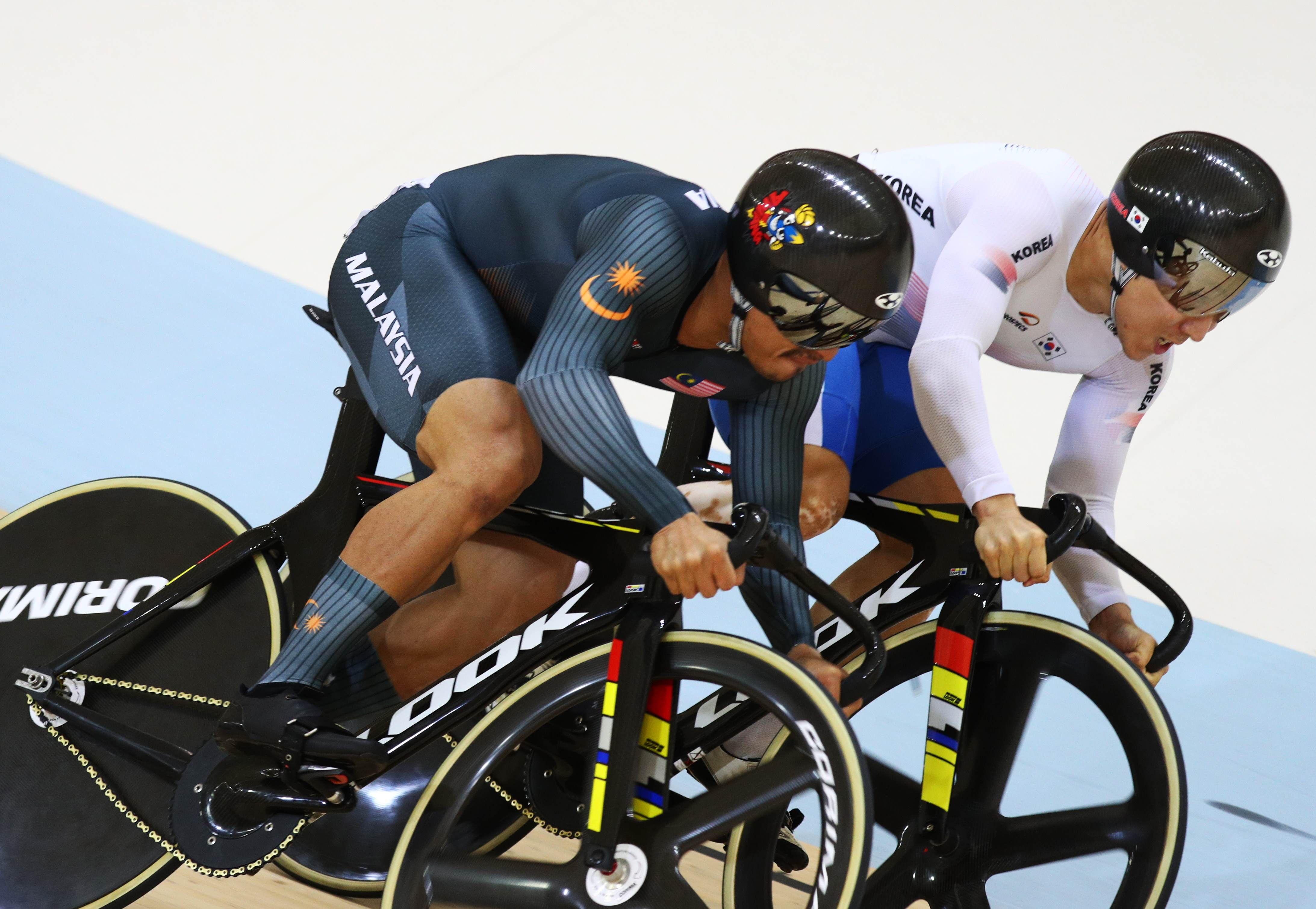 Slikovni rezultat za sprint cycling