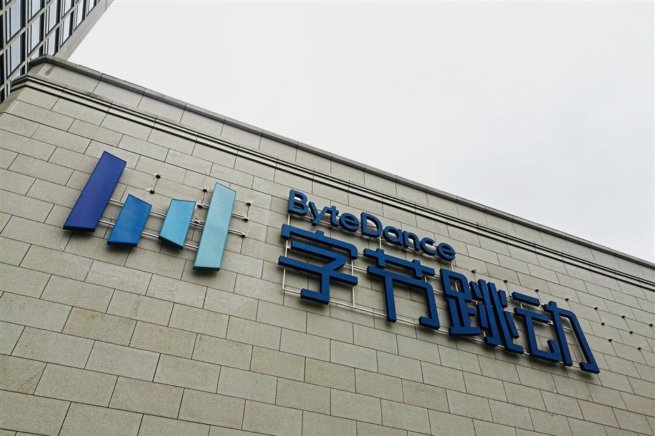 Independent moves: Bytedance has become among the most successful major Chinese tech companies in creating an international base without the backing of giants Alibaba and Tencent. — Reuters