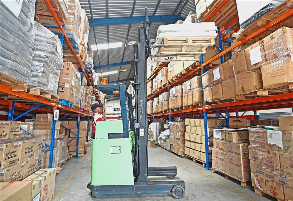 Reaching for the peak in logistics business | The Star Online