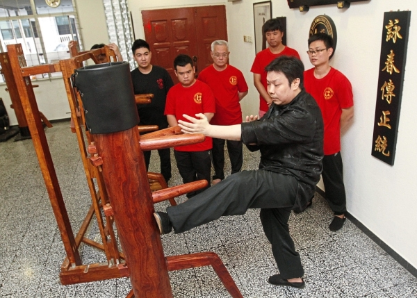 Carrying on the Ip Man legacy | The Star Online