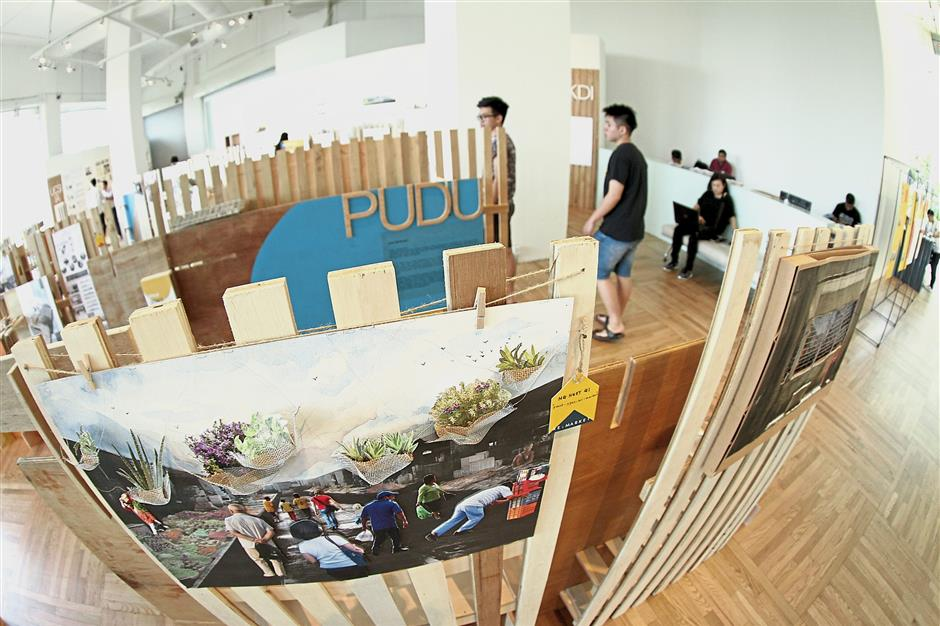 Architects and architecture students spent more than six months studying the past, present and future of markets in several Asian cities.