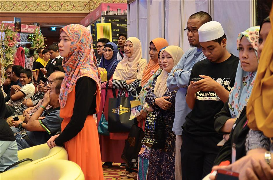 The KLIHF 2015 in Brunei was well received.