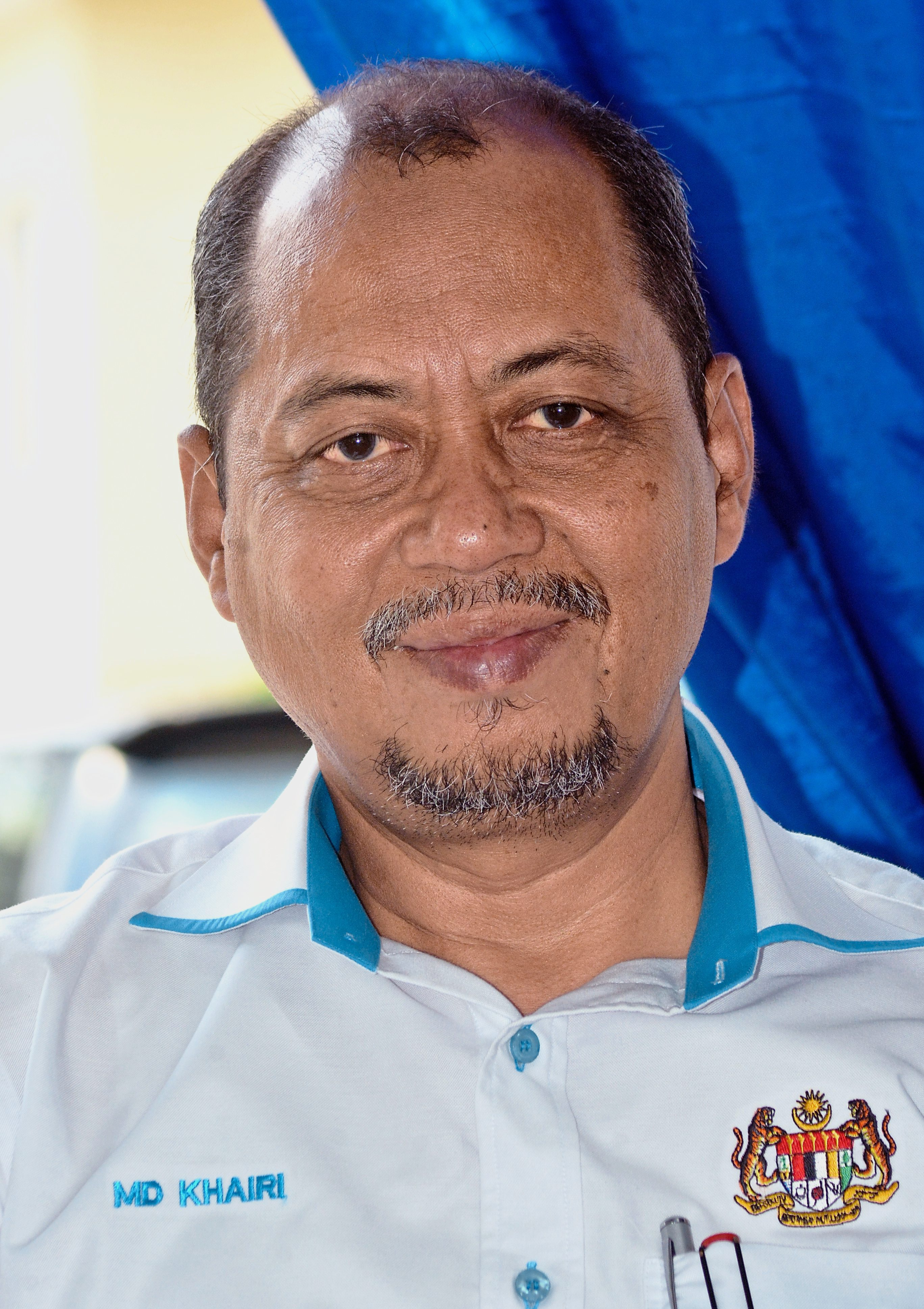 Md Khairi says DID spent RM500,000 a month to clear the log booms and GPTs.