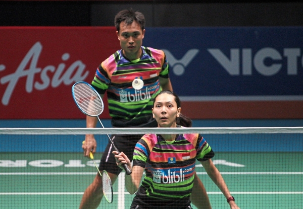 Badminton Hafiz Believes Other Indonesian Pairs Can Fight For Olympic Spot The Star