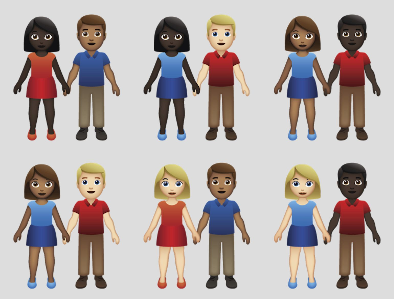 Interracial dejting myter dejting och vänner med förmåner