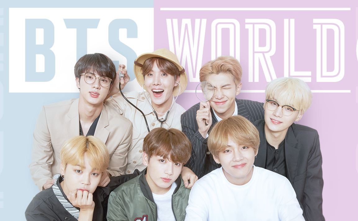 BTS World' mobile game set for June 26 release date, will feature
