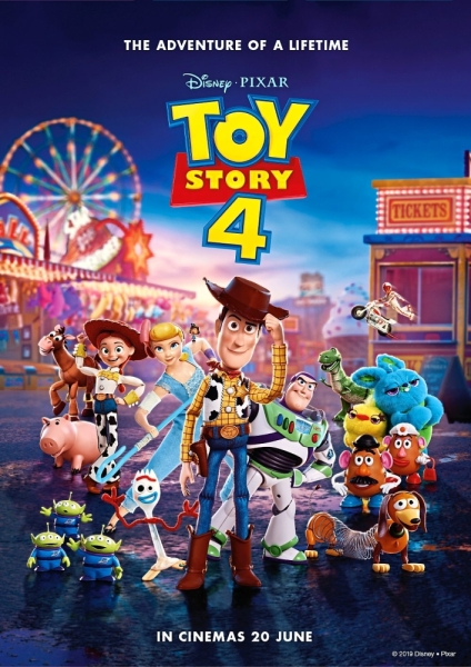 A dream come true: Goh worked on the latest 'Toy Story' instalment which is in cinemas now.
