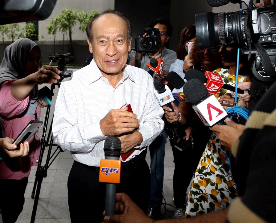 Former Ag To New Ag Ensure Fairness In 1mdb Prosecution The Star