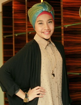 Recording stint: Los Angeles-based singer-songwriter Yuna is spending time in the studio and writing new material as she readies up her first album on the American label Verve Music Group.