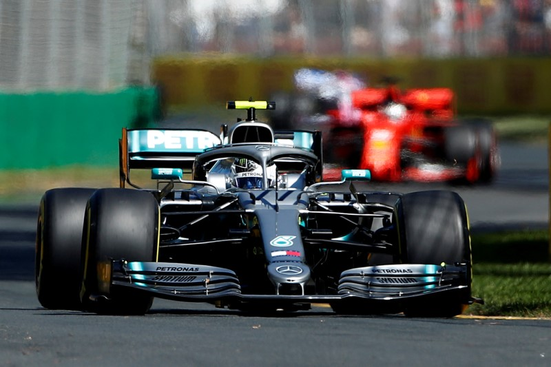 Motor racing - Formula One and FIA present 2021 rules package to