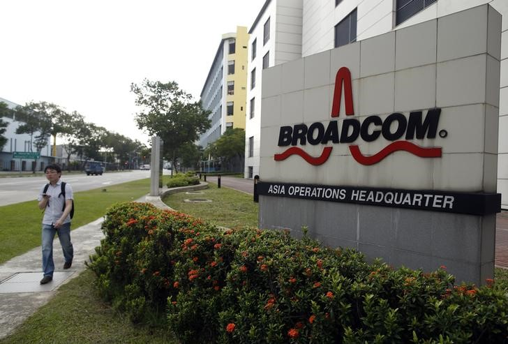 Broadcom loses US$19bil in market value after bid to buy CA