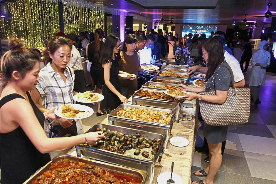 Party time for condo buyers | The Star Online