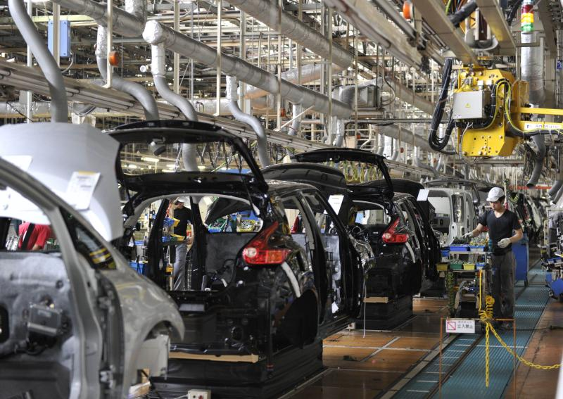 The final Markit/JMMA Japan Manufacturing Purchasing Managers Index (PMI) was 52 in December, slightly less than a preliminary reading of 52.1 and unchanged from the final reading in November - AFP Photo.