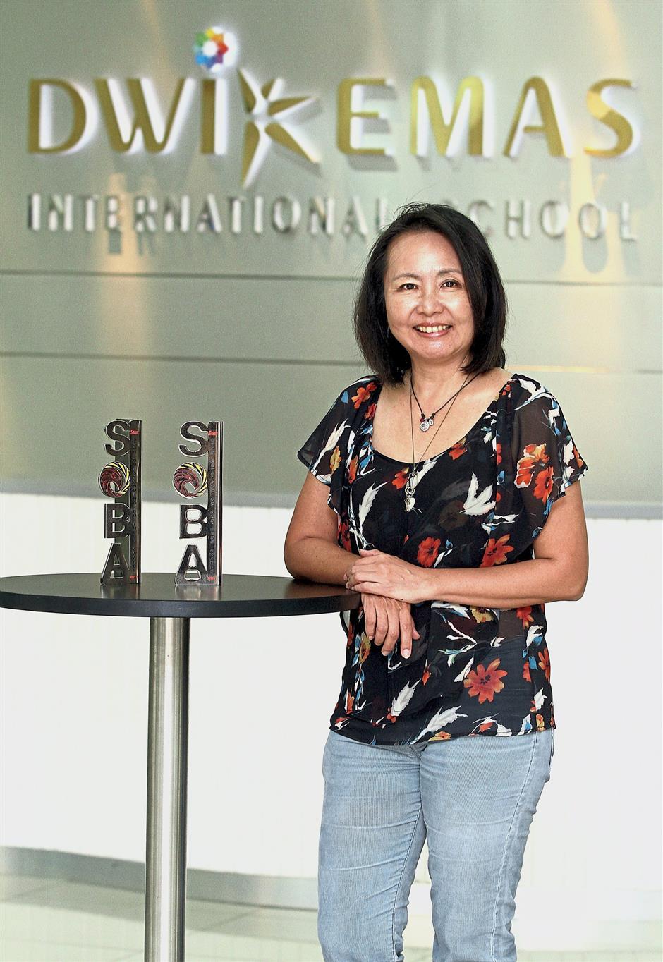 Sirius International CEO & founder Anne Tham