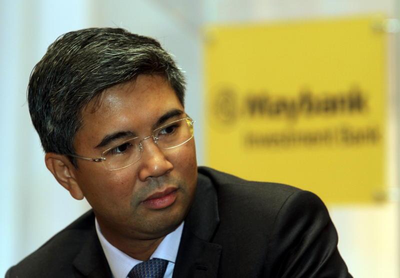 Tengku Zafrul Tengku Aziz has resigned from his post as CEO of Maybank Investment Bank.