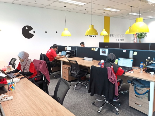 Moving up: The company recently moved its operations to Kuala Lumpur to play a bigger role in the marketplace space.
